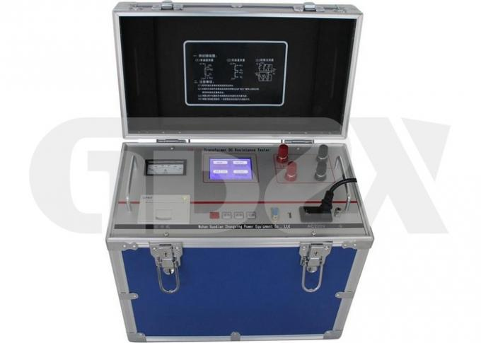 Output Current 50A Transformer Testing Equipment High Degree Of Automation