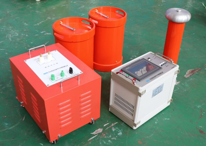 Quality Factor Over 30 High Voltage Resonant Test System For 10kV 35kV Cables