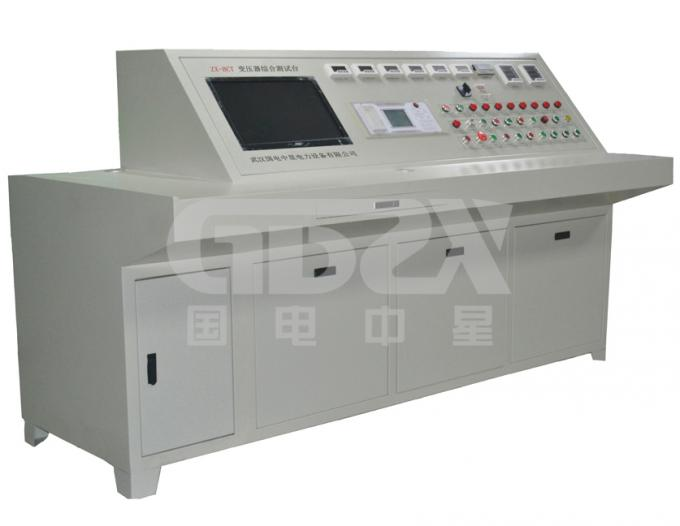 Full Automatic Transformer Complete Test Bench