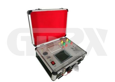 Multifunctional Underground Cable Fault Distance Locator , Transmission Line Frequency Parameter Tester