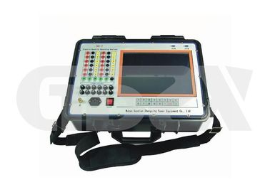 Electric Parameters Power Quality Analyzer For Excitation System Disturbance Test