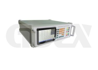 R232 Communication Electric Meter Calibration Equipment ZX5080 Three Phase Standard
