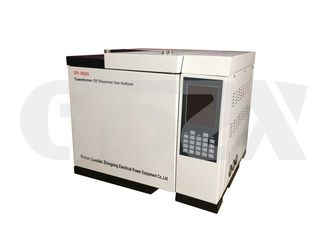 China Gas Analysis / Chromatograph Insulating Oil Dielectric Strength Tester Three Independent Connection Threads supplier