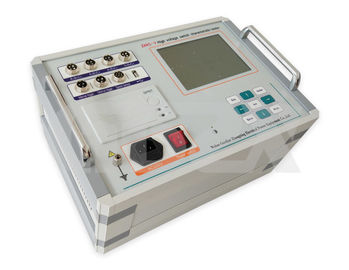 China Compact Structure Circuit Breaker Analyzer Independent 12 Contacts Easy Operated supplier