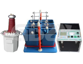 Automatic Insulating Boots Gloves Withstand Tester Dielectric Boots Test Equipment  30kV or 50kV