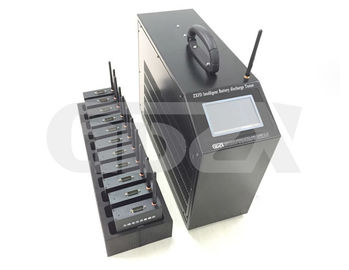 Wireless Monitoring Intelligent Battery Charge Discharge Test Equipment , Battery Discharge Tester
