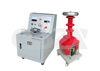 China Auto Testing High Voltage Test Equipment Dry Type Time Relay On - Off Condition supplier