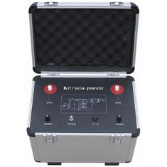 High Voltage Long Distance Buried Cable Fault Locator Intelligent Multiple Pulse