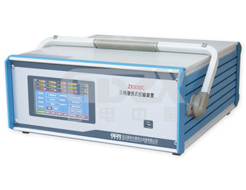 China ZX3030C Energy Meter Calibration Equipment Portable With Rack Class, power supply supplier