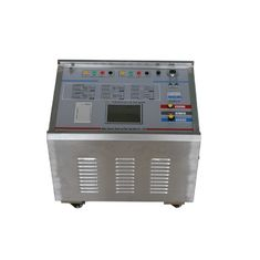 Non Power Cable Fault Distance Locator Frequency Transmission Line Test Equipment