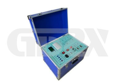 China Power Transformer Testing Equipment 10kV Capacitance And Tan Delta Tester,Maximum output current 200mA distributor