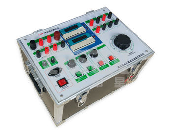 China Single Phase Relay Protection Tester Measuring Start Value 0.1ms Resolution distributor