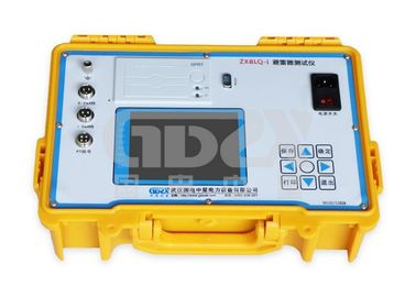 China Zinc Oxide Lightning Arrester Test Equipment 10mA Single Phase AC220V/50Hz distributor