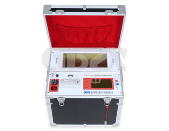 China Menu Control Transformer Oil Testing Equipment , Oil Dielectric Strength Tester distributor