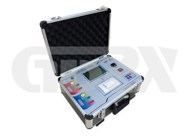 China Automatic Power Transformer Testing Equipment 1 - 10000 Range Turns Ratio Test Meter distributor