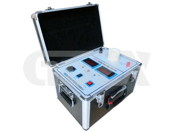 China MOA Lightning Arrester  Reference Voltage Leakage Current Test Equipment Fast Test Gapless distributor