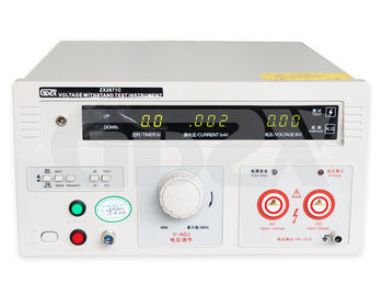 Digital Display High Potential Test Equipment For Electrical Appliances