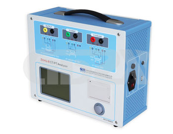 IEC Standards Variable Frequency CT PT Analyzer Portable For Laboratory