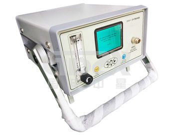 China Purity Decomposition SF6 Gas Analyzer Measuring Range 0% - 100% Fast Test Speed factory