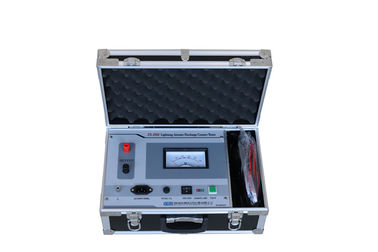 China Handheld Lightning Arrester Test Equipment Discharge Counter Tester Little Weight factory