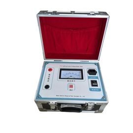 China Zinc Oxide Lightning Surge Arrester Discharge Counter Tester Long Life Time factory