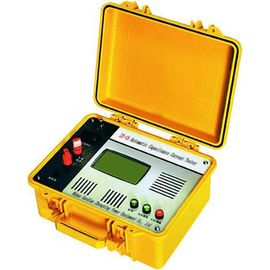 China ZX - CA Automatic Capacitance Current Tester For Outdoors , High Accuracy distributor