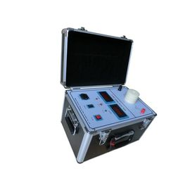 China Zinc Oxide Lightning Arrester Test Equipment , MOA DC Parameter Tester factory
