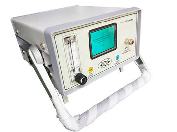 China Multiple Function SF6 Gas Analyzer Testing Dew Point / Purity / Gas Decomposition factory