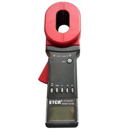 China Leakage Current Tester Earth Ground Resistance Clamp Meter distributor