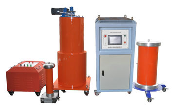 China Resonant Test System for Generators High Voltage Test Equipment distributor