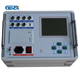 China The intelligent eco-friendly circuit breaker test switch dynamic characteristics tester characteristics analyzer digital distributor