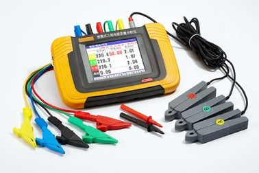 Portable Three Phase Power Data Logger quality Analyzer,power quality and energy analyzer