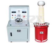 15kvA / 50KV High Voltage Test Equipment SF6 Gas Inflated HV Auto Testing Transformer